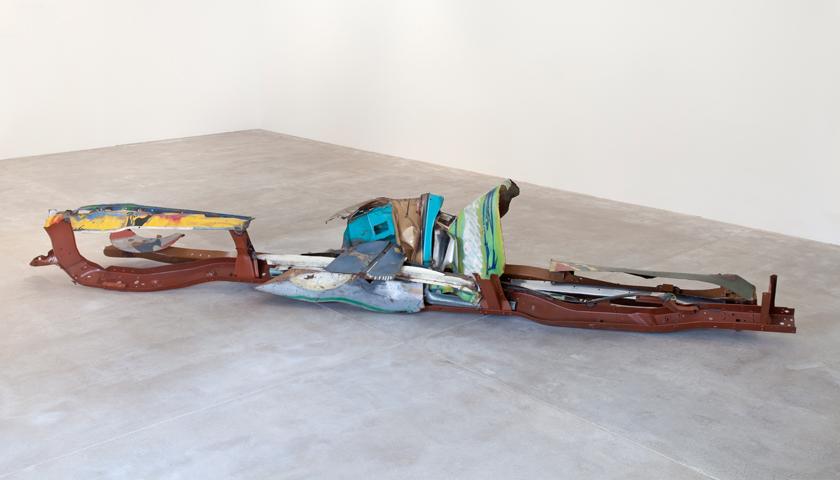 John Chamberlain: Gondolas