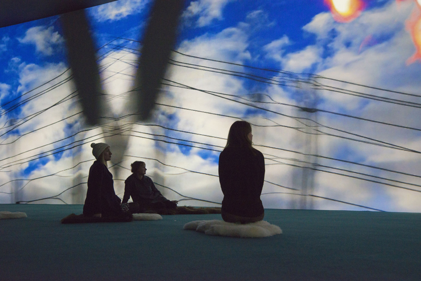 Installation view 12 for Pipilotti Rist: Stay Stamina Stay