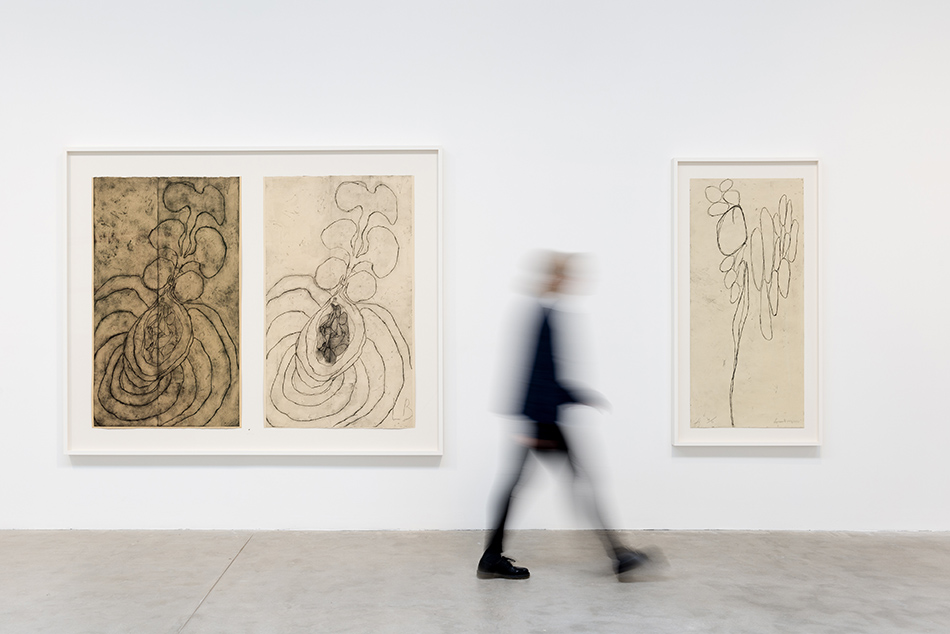 Installation view 6 for Louise Bourgeois: Turning Inwards