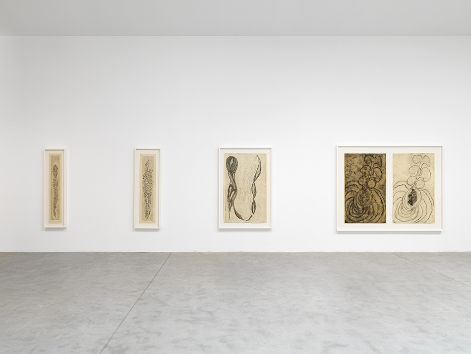Installation view 8 for Louise Bourgeois: Turning Inwards