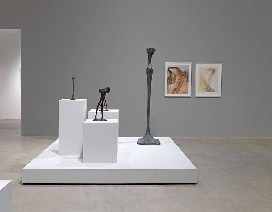 Installation view 8 for Elisabeth Frink: Transformation