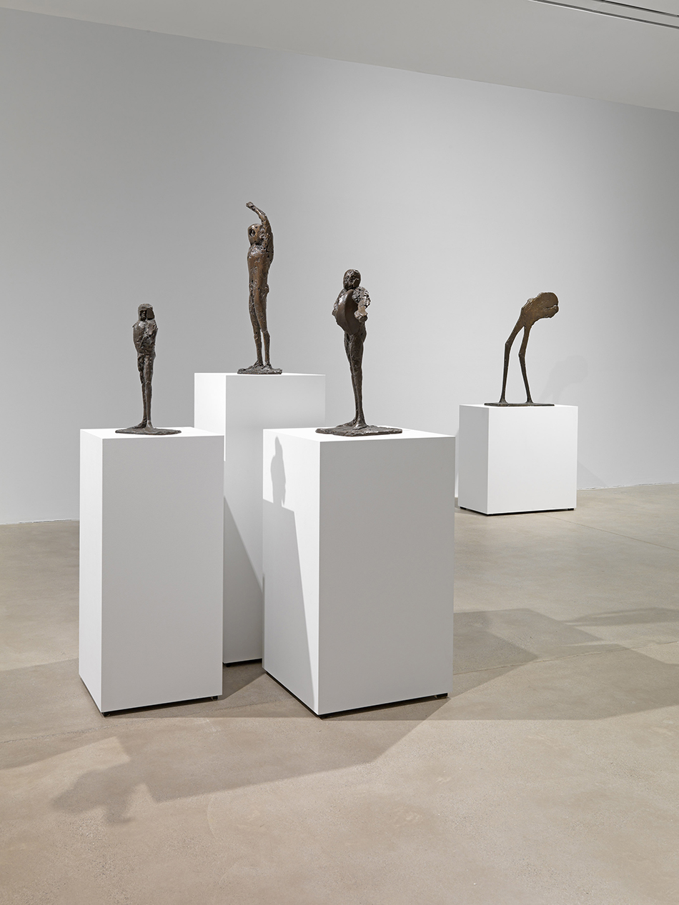 Installation view 12 for Elisabeth Frink: Transformation