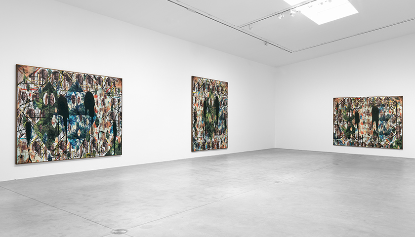 Installation view 10 for Rashid Johnson: Stranger